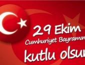 CUMHURİYET BAYRAMIMIZ KUTLU OLSUN!
