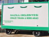 BELDE VE KÖYLERE NAZİLLİ BELEDİYESİ BEREKETİ!