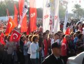 CUMHURİYET HALK PARTİSİNDEN CUMHURİYET YÜRÜYÜŞÜ!