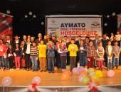 AYMATO ÖDÜLLERİ DAĞITILDI!