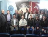 """NAZİLLİ TÜRK OCAĞINDA """"YEMEN"""" KONUŞULDU."""
