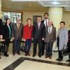Nazilli CHP İlçe Teşkilatından Alıcık'a iadeyi ziyaret