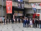 ŞEHİD FIRAT YILMAZ ÇAKIROĞLU NAZİLLİ'DE ANILDI!