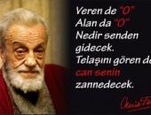 NECİP FAZIL KISAKÜREK  (26 Mayıs 1904 – 25 Mayıs 1983)
