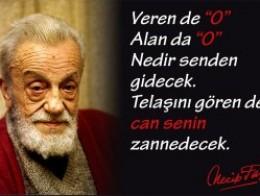 NECİP FAZIL KISAKÜREK (26.05.1904-25.05.1983)