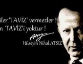 HÜSEYİN NİHAL ATSIZ (12 Ocak 1905 Kadıköy- 11 Aralık 1975 İstanbul)