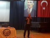 EĞİTİMCİ-YAZAR, ŞAİR OSMAN GİRGİN'DEN KONFERANS!