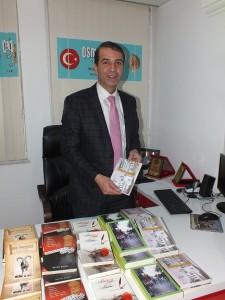 EĞİTİMCİ-YAZAR OSMAN GİRGİN İMZA