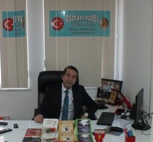 Eğitimci-Yazar Osman GİRGİN
